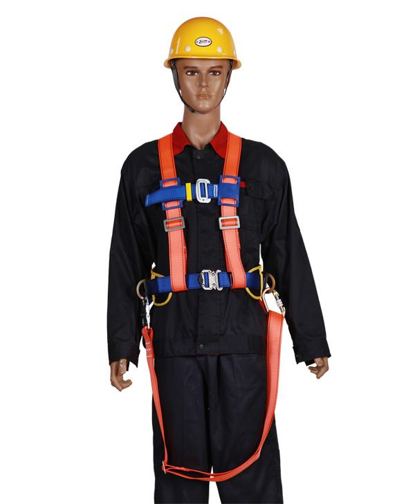 双背电工围杆作业带